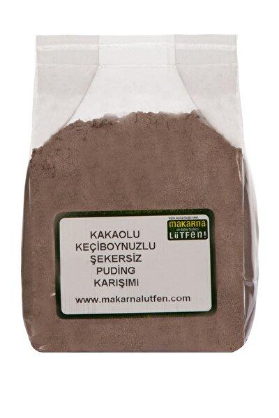 Kakaolu-keçiboynuzlu Şekersiz Puding Karışımı (150 G)