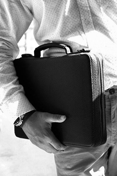 Apple Macbook Pro 13 Inch Organizer & Laptop Çantası - Siyah