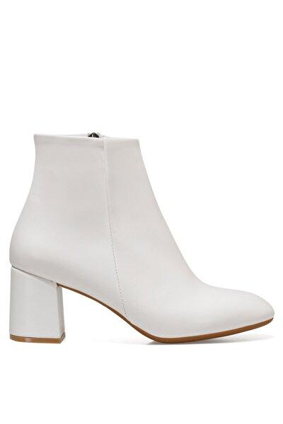 ALVINA Beyaz Kadın Bot 101025717