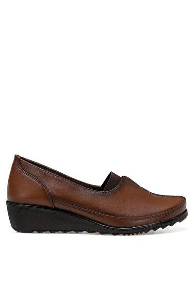BLISSE Taba Kadın Comfort Ayakkabı 101025748