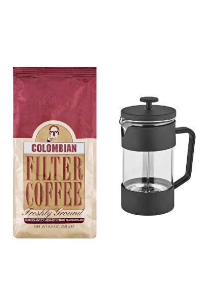 Colombian Filtre Kahve 250 Gr&siyah Frenchpress