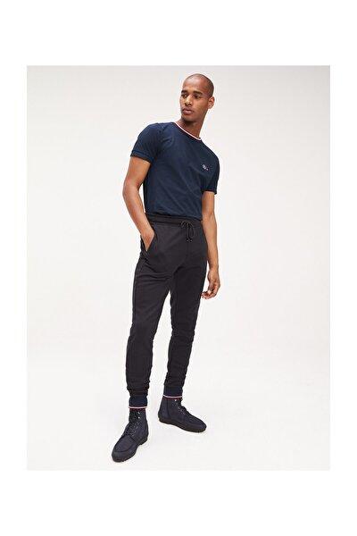 Erkek Siyah Eşofman Altı 2 Mb Tech Fleece Sweat Pant TT0TT05783