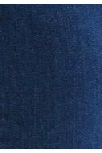 Kadın Lacivert Jean Pantolon 15332789006018