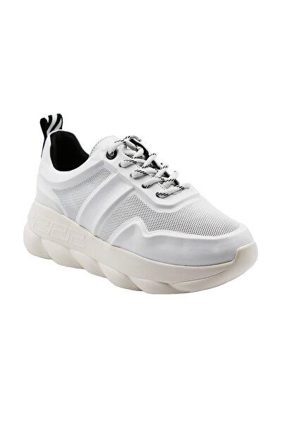 Kadın Beyaz Comfort Ayakkabı