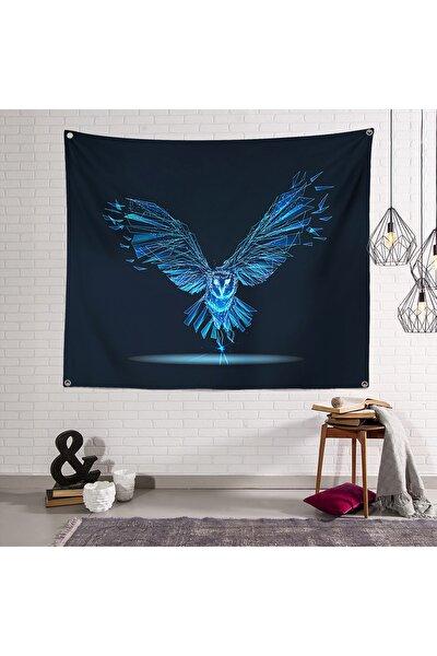 Dijital Baskılı Özel Tasarım Dekoratif Modern Tapestry Duvar Örtüsü