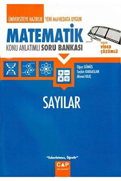 Üniversiteye Hazırlık Matematik Sayılar Çap Yayınları