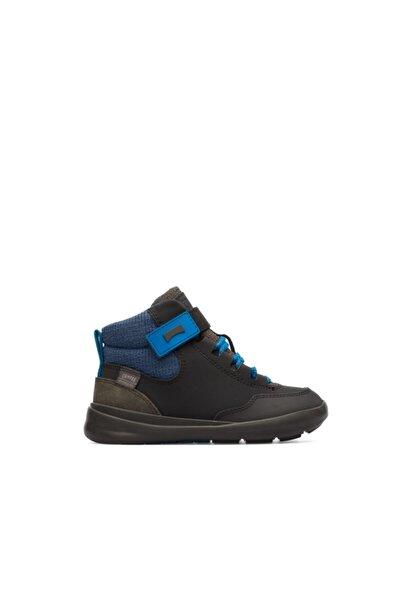 Erkek Çocuk Lacivert Cırtlı  Casual Ayakkabı