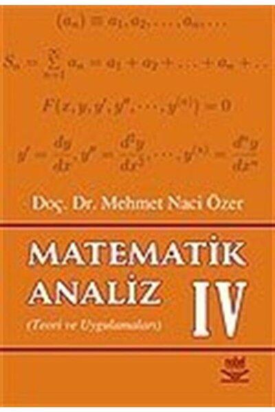 Matematik Analiz Iv Teori Ve Uygulamaları