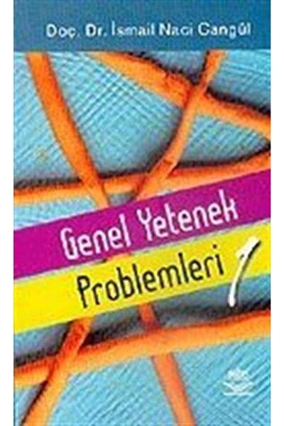 Genel Yetenek Problemleri - Ismail Naci Cangül