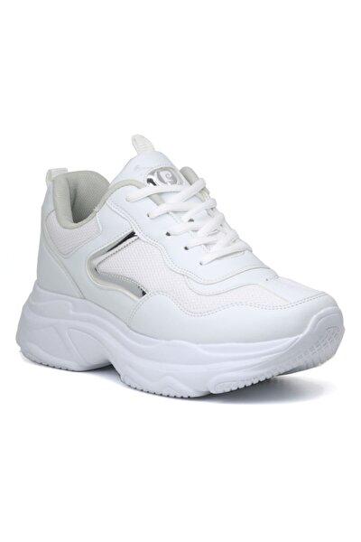 30051ax Yüksek Taban Kadın Spor Ayakkabı