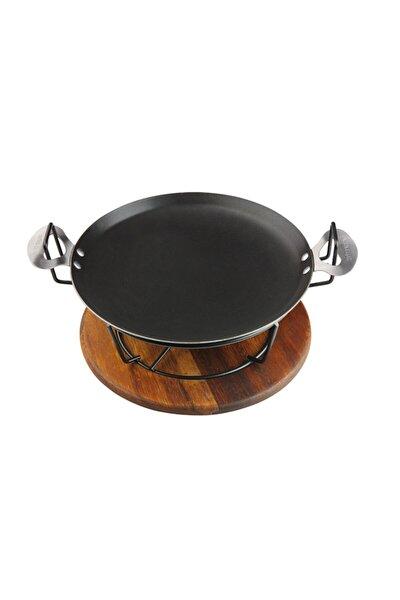 Metal Sac Kavurma Seti