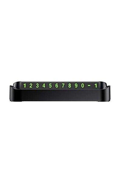 Araç Park Telefon Numaratörü Aç Kapa Sistem