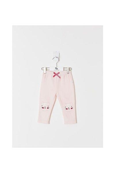 Kız Bebek Pembe Pantolon Wk19aw1021