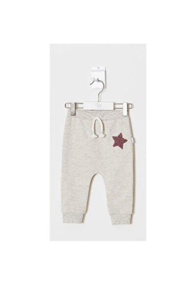 Kız Bebek Gri Pantolon Wk19aw1005-g