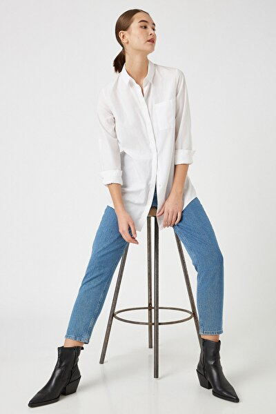 Kadın Light Indıgo Jeans 1KAK47091MD