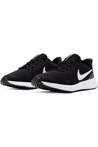Kadın Siyah Bağcıklı Yürüyüş Ayakkabısı Bq5671-003