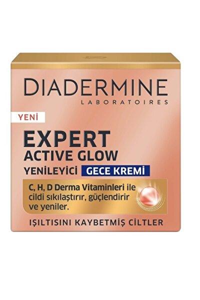 Expert Actıve Glow Yenileyici Gece Kremi