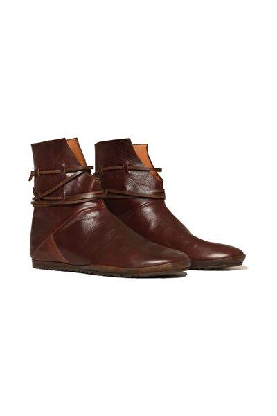 Erkek Kahverengi Çizme