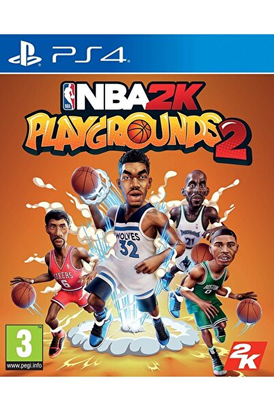 Nba 2k Playgrounds 2 Ps4 Oyun