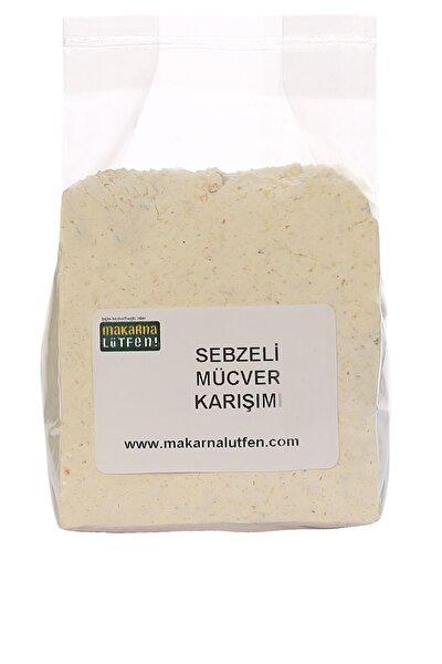 Sebzeli Mücver Karışımı Besin Mayalı 236 Gram