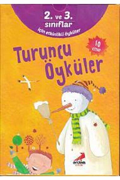 Turuncu Öyküler (10 Kitap) (2. Ve 3. Sınıflar Için Etkinlikli Öyküler)