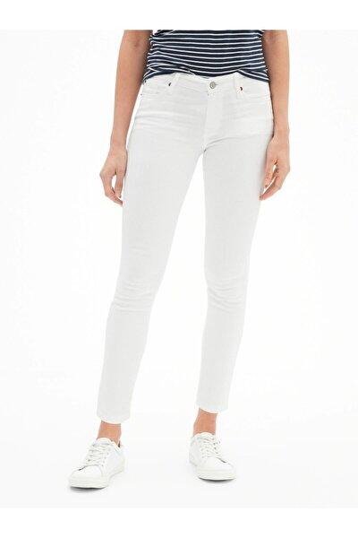 Kadın Orta Belli Super Skinny Jean Pantolon 443902