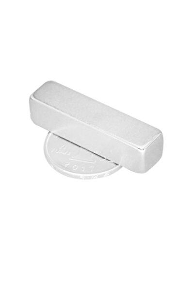 Dikdörtgen Neodyum Mıknatıs 1 Adet 40x10x10 mm