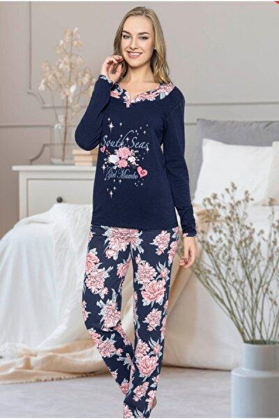 Kadın Penye Pijama Takımı