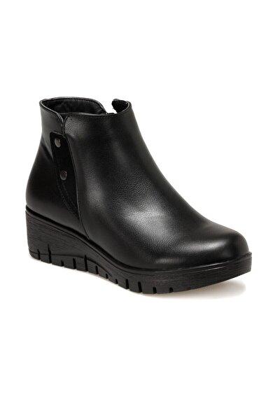 161500.Z Siyah Kadın Comfort Ayakkabı 100566828
