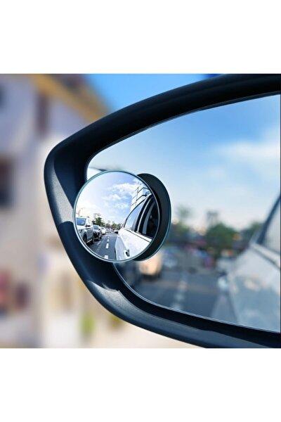 Prizmatik Kör Nokta Aynası Yuvarlak Kör Nokta Aynası 2 Adet
