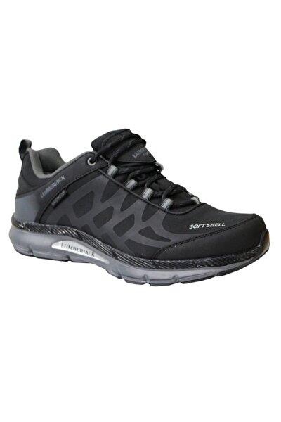 Erkek Siyah Ursa Waterproof Outdoor Ayakkabı