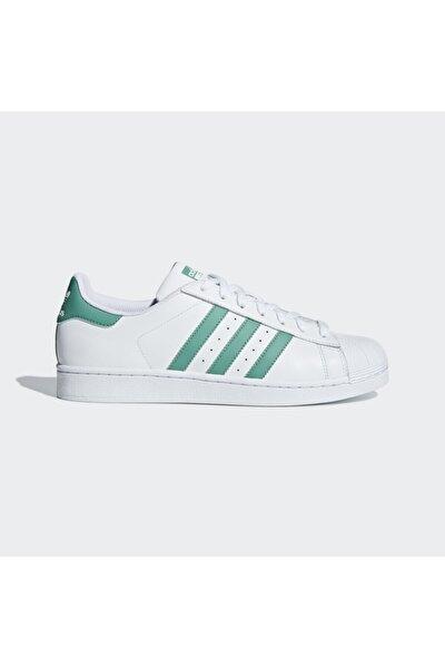 Kadın Beyaz Superstar Spor Ayakkabı (g27811)