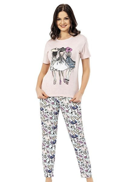 Erdem Kadın Yazlık Pijama Takımı