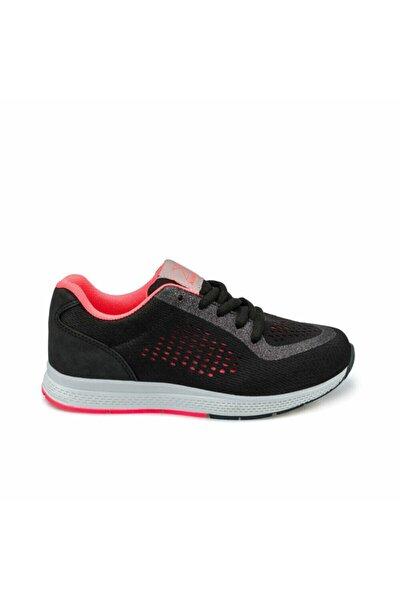 Kız Çocuk Siyah  Yürüyüş Ayakkabısı