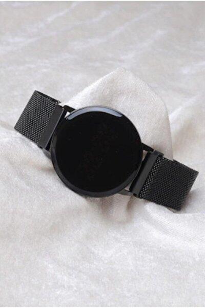 Unisex Her Renk Mıknatıslı Dokunmatik Kol Saati