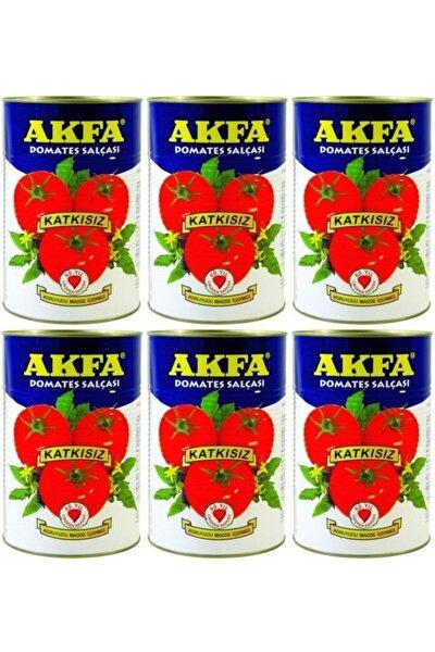 Domates Salçası 4300 Gr 6 Adet
