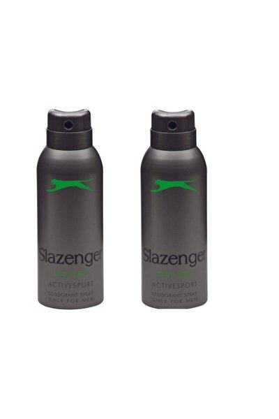 Sport Deodorant Yeşil * 2 Adet *