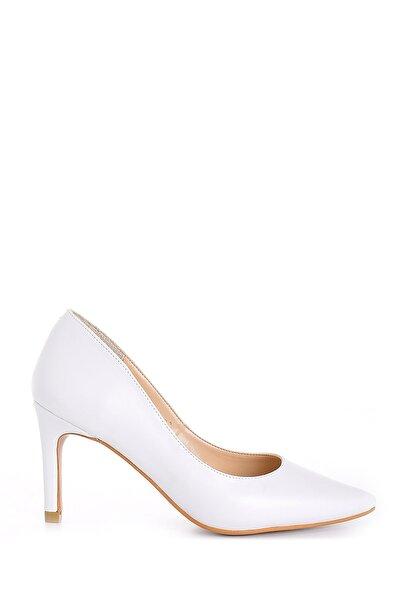 Kadın Beyaz Stilettto