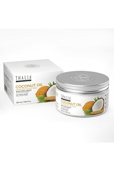 Coconut Oil Cilt Bakım Kremi 250 Ml.