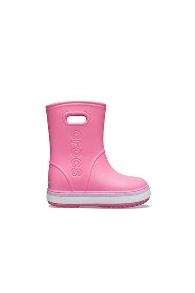 Unisex Çocuk Pembe  Yağmur Botu 205827-6QM