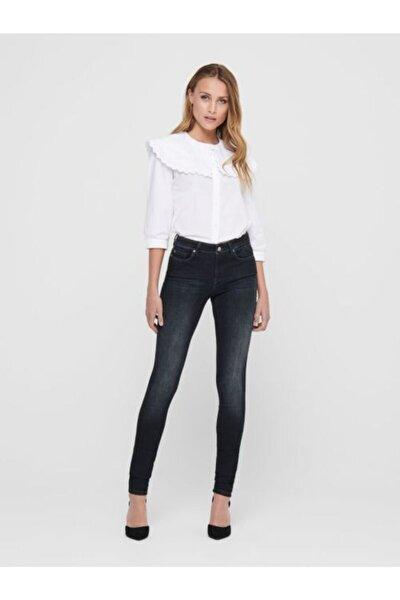 Siyah Sıkınny Fit Kot Pantolon