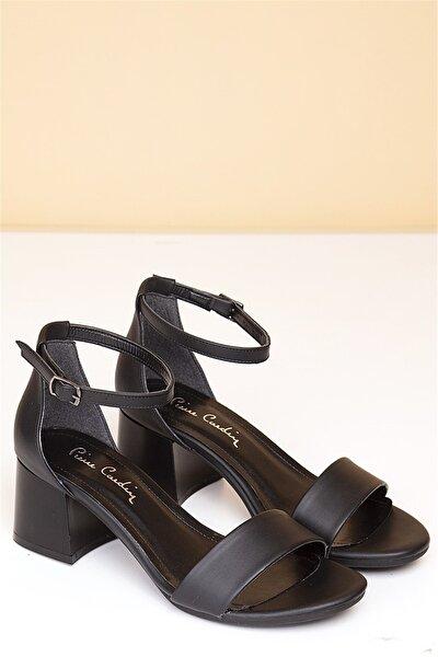 PC-50172 Siyah Kadın Ayakkabı