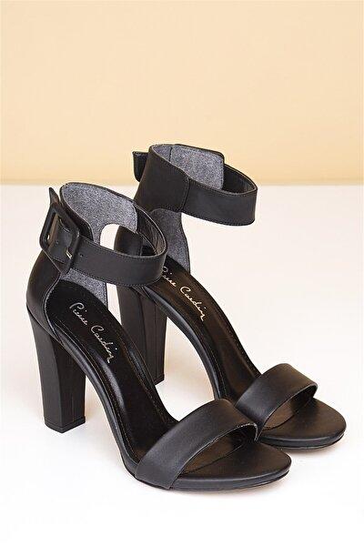 PC-50171 Siyah Kadın Ayakkabı
