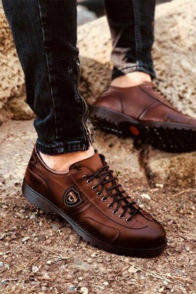 Erkek Taba Ayakkabı