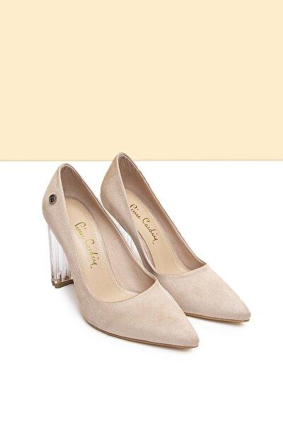 PC-50641 Bej Kadın Ayakkabı