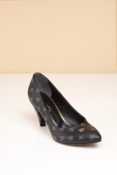 PC-50178 Siyah-Gri Kadın Ayakkabı