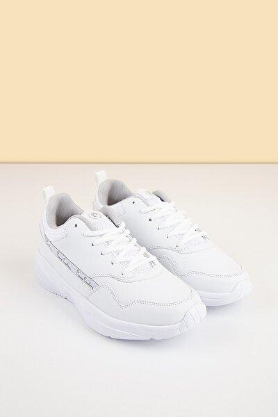 PC-30478 Beyaz Kadın Spor Ayakkabı