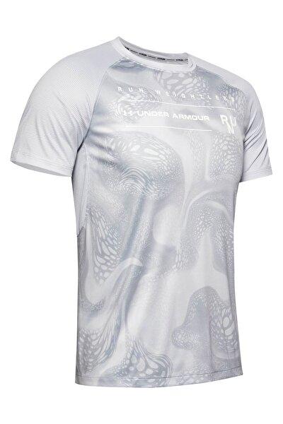 Erkek Spor T-Shirt - M Ua Qualifier Iso - 1350134-014