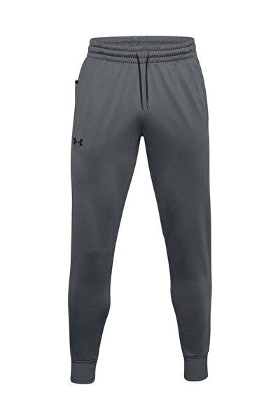 Erkek Spor Eşofman Altı - Ua Armour Fleece Joggers - 1357123-012