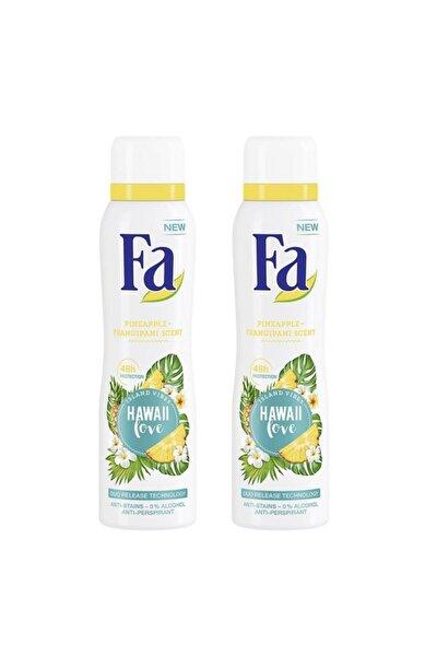 Hawaii Love Deo Spray 150 Ml X2